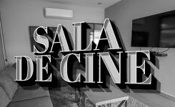 Conoce nuestra Sala de Cine