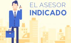 Identifica al asesor indicado para la compra de tu departamento