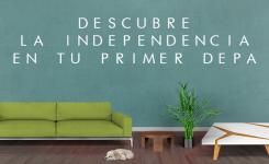 Descubre la independencia en tu primer depa Ethérea
