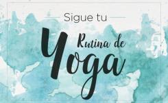 Sigue esta rutina de yoga para relajarte en el día