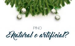 ¿Natural o artificial? Elige el pino de Navidad perfecto