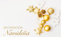 5 tips para decorar tu departamento con espíritu navideño