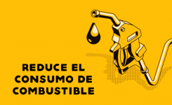 Reduce el consumo de combustibles con estos tips